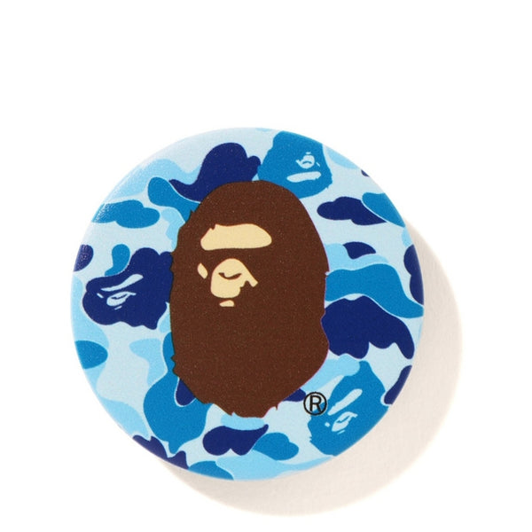 ABC Ape Head PopSockets Blue