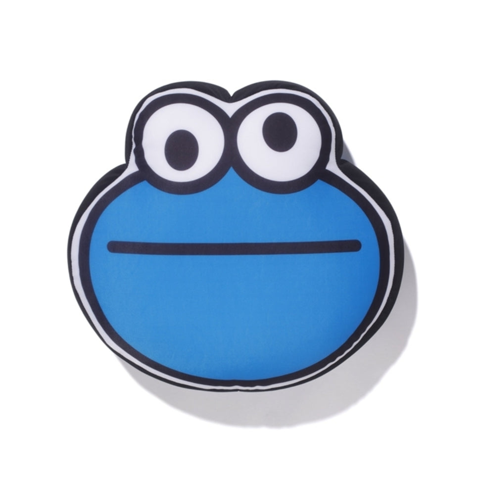 Bape x Sesame Street Cookie Monster Flat Cushion