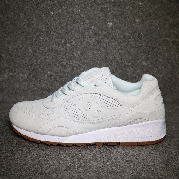 "Shadow 6000 Suede ""Irish Coffee"" Cream Gum White"