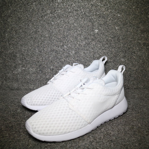Roshe One Breeze White White