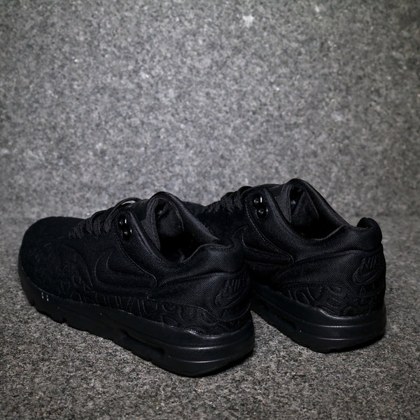 Women's Air Max 1 Ultra Plush Triple Black