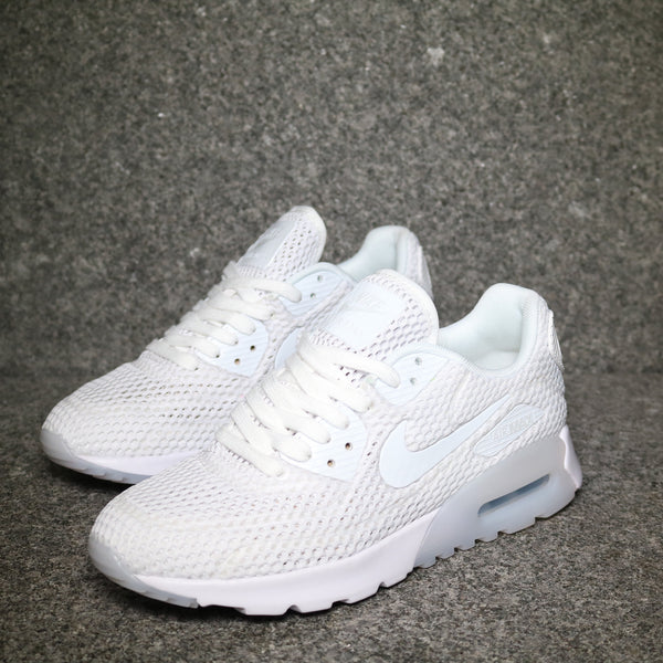 Women's Air Max 90 Ultra Breeze White Pure Platinum
