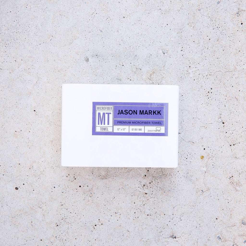 Jason Markk Premium Shoe Cleaning: Microfibre Cloth