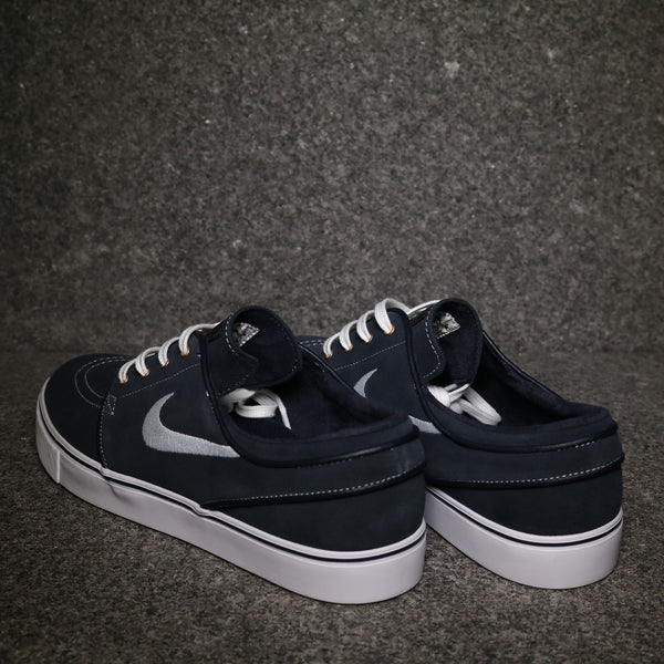 Nike Zoom Stefan Janoski Dark Obsidian White Gum Light Brown