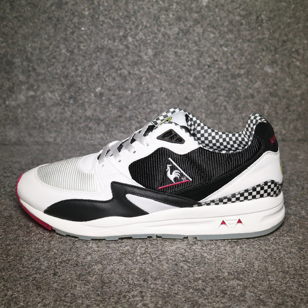 LCS R800 x T&C Checkers Optical White Black Pink