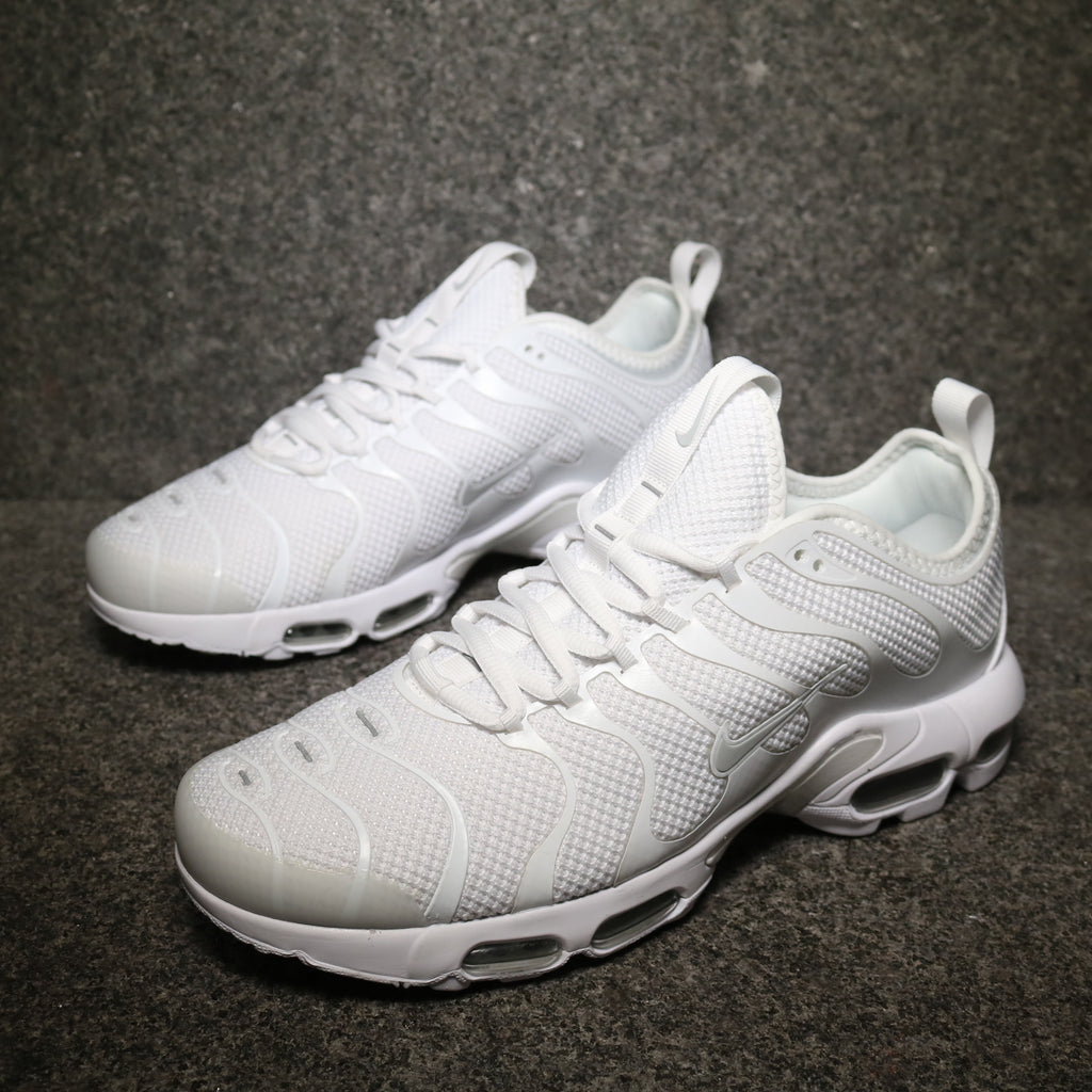 Air Max Plus TN Ultra White Platinum White