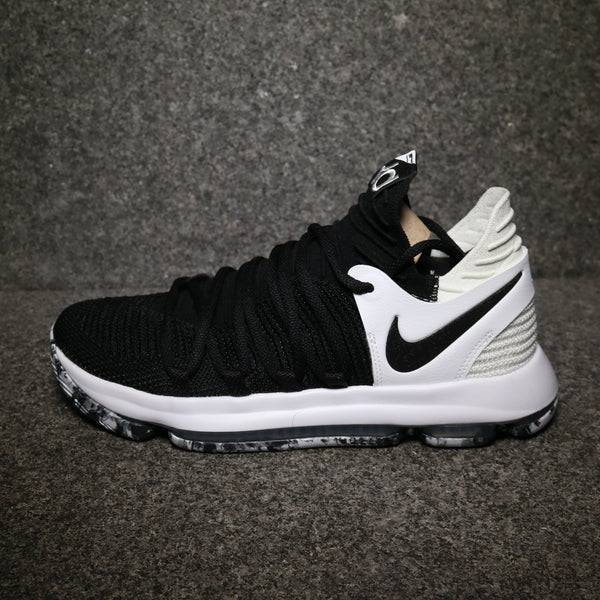 "Zoom KD 10 ""Marbled"" Black White"