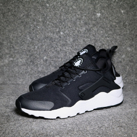 Women's Air Huarache Run Ultra Black White