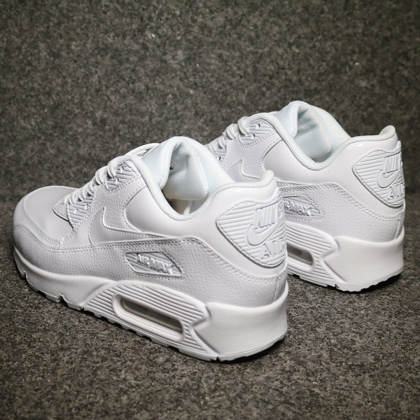 Women's Air Max 90 Premium Leather White White