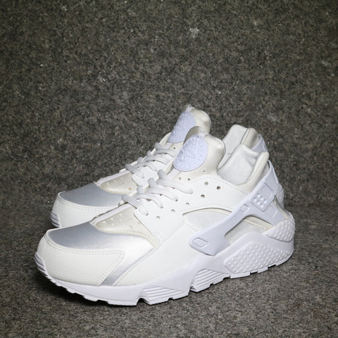 Women's Air Huarache Run White White