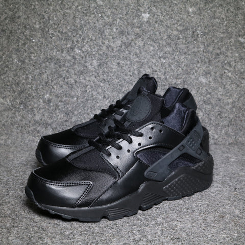 Women's Air Huarache Run Black Black