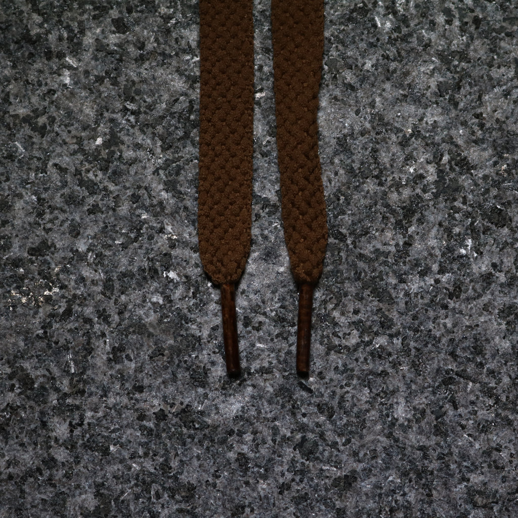 Sole Mate Laces Thick Brown
