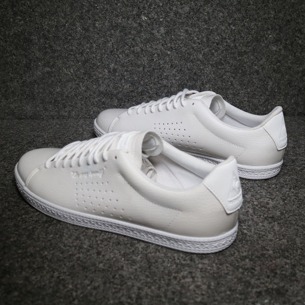 Women's Charline Coated Patent Leather White