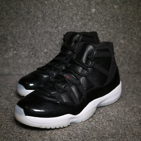 "Air Jordan 11 Retro ""72-10"" Black Gym Red White Anthracite"