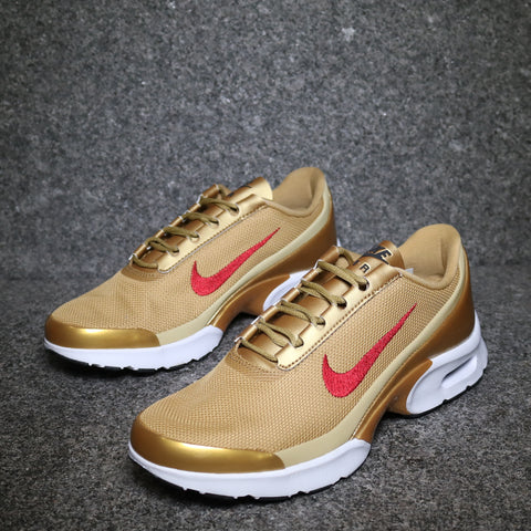Women's Air Max Jewell QS Metallic Gold Varsity Red