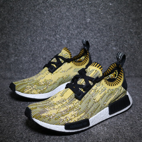 NMD Runner PK 'Glitch Yellow Camo' Core Black Core Black Nomad Yellow