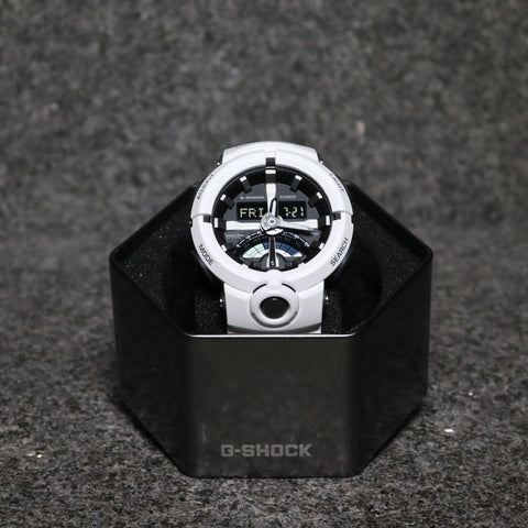 G-Shock Duo Dual Coil White Black