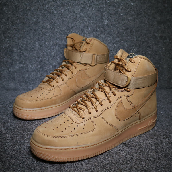 Air Force 1 High '07 LVW WB Flax Flax Outdoor Green Gum