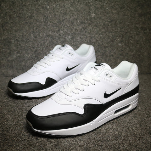 "Air Max 1 Premium SC ""Jewel"" White Black White"