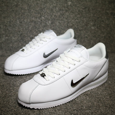 Nike Cortez Jewel White Black