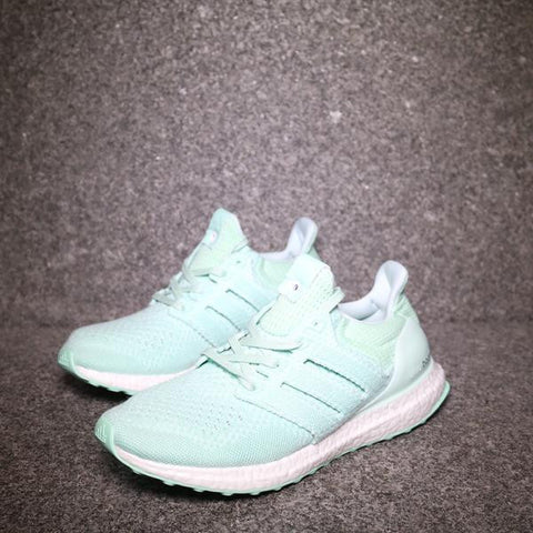 Naked x Ultra Boost 'Waves' Light Aqua White
