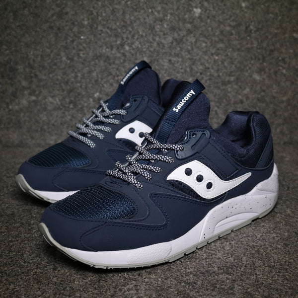 Grid 9000 Navy White