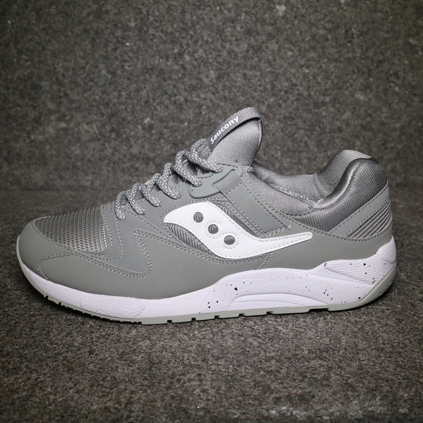 Grid 9000 Grey White