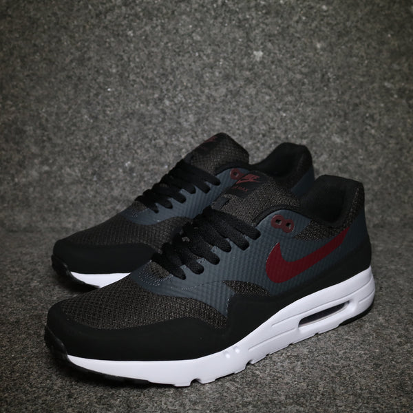 Air Max 1 Ultra Black Night Maroon Anthracite White