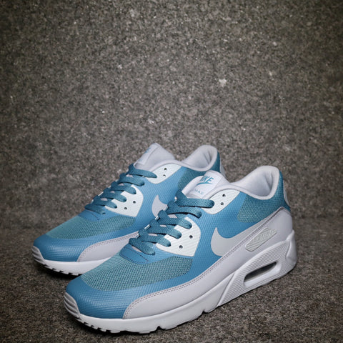 Air Max 90 Ultra 2.0 Smokey Blue Wolf Grey