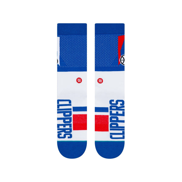 Stance x NBA Clippers Team colour
