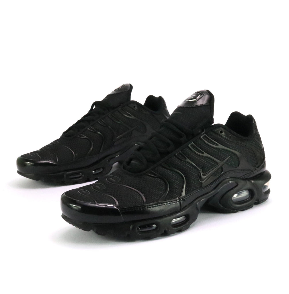 Air Max Plus Triple Black