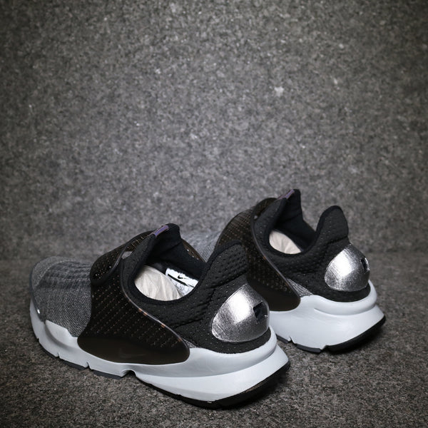 Sock Dart SE Premium Dark Grey Black Platinum