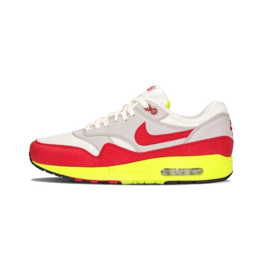 Air Max 1 Premium QS Air Max Day  3.26 Sail University Red Neutral Grey