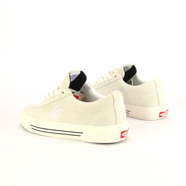 SID Deluxe Anaheim Factory Og White Suede by Vans