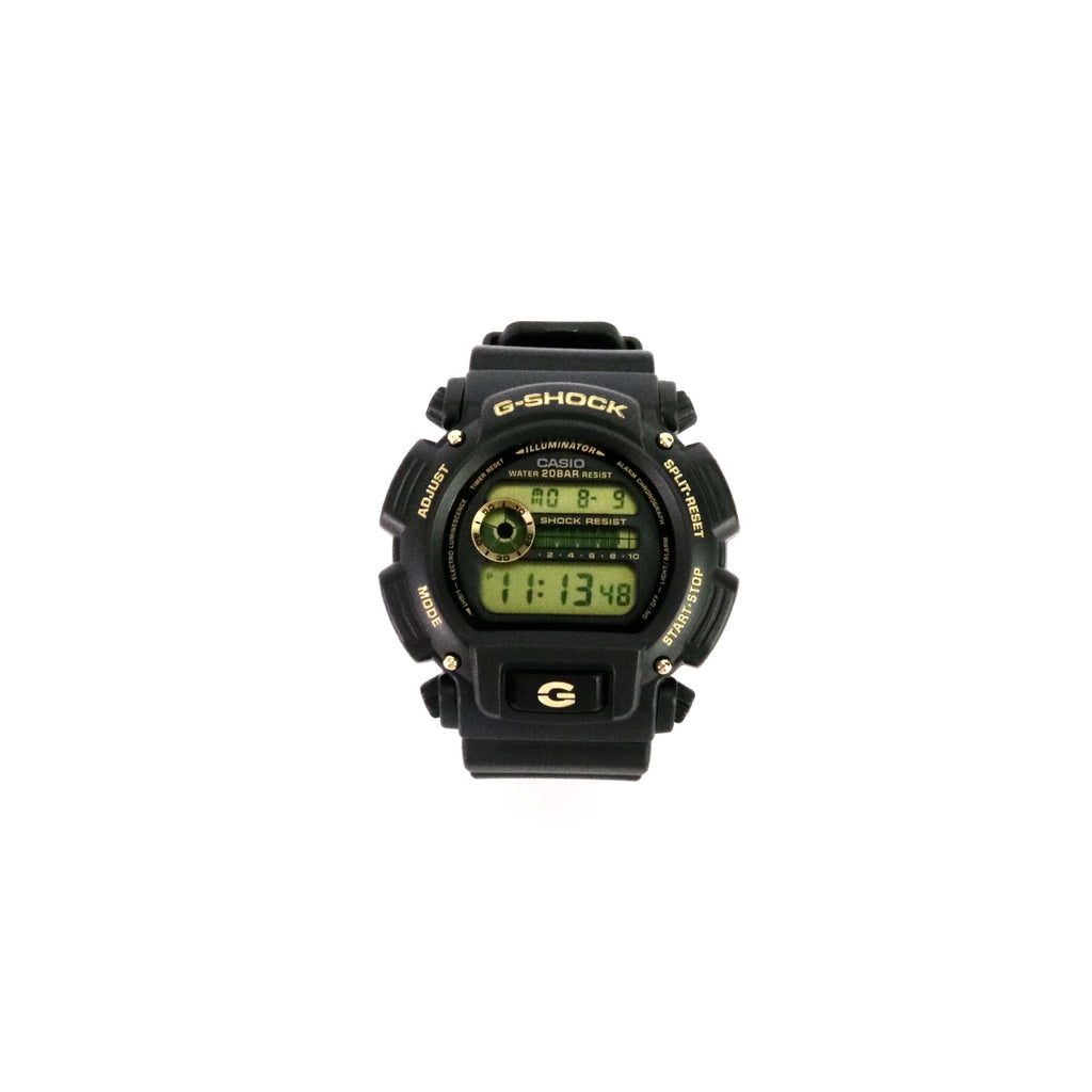 G-Shock Digital Black Gold DW9052GBX1A9