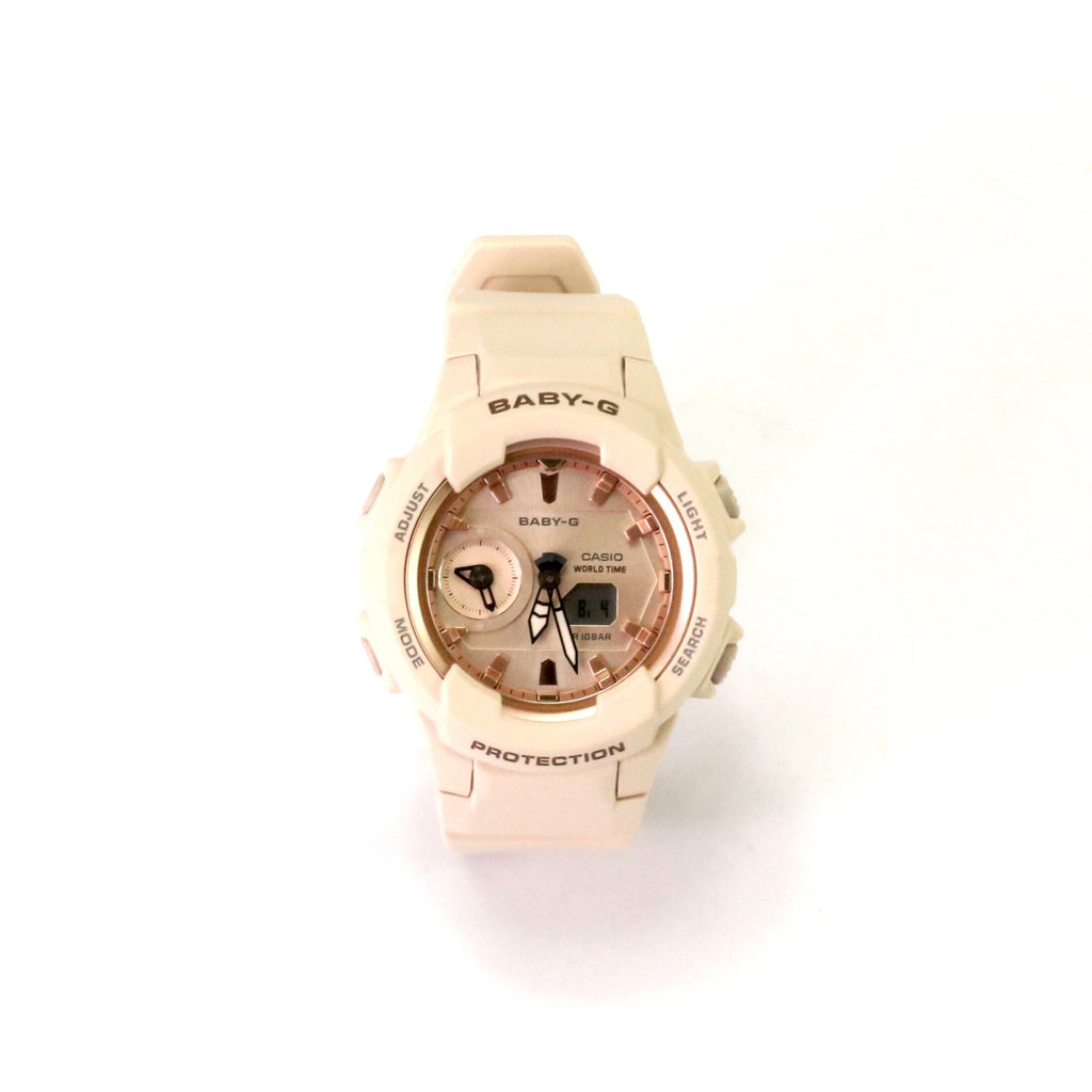 Casio Baby-G Safari Col Beige Face