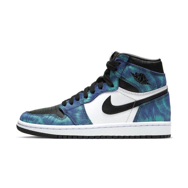 Women's Air Jordan 1 Hi OG Tie Dye