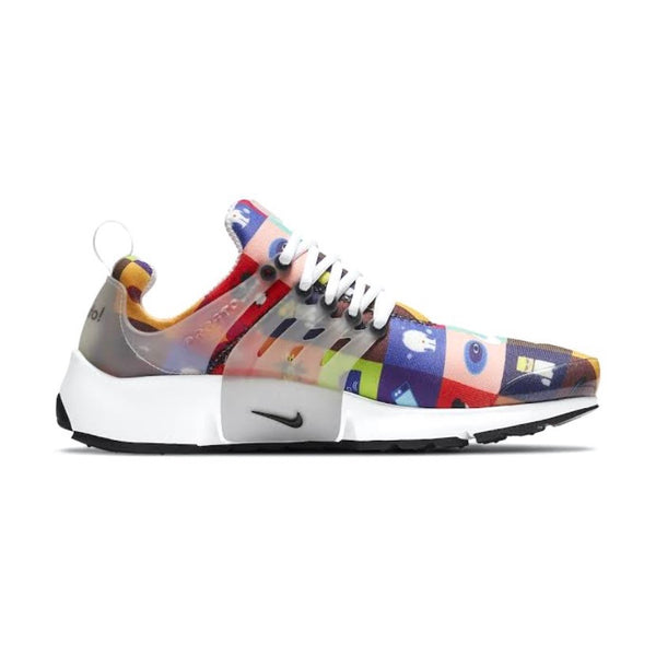 Air Presto Origins Multi Colour Black White