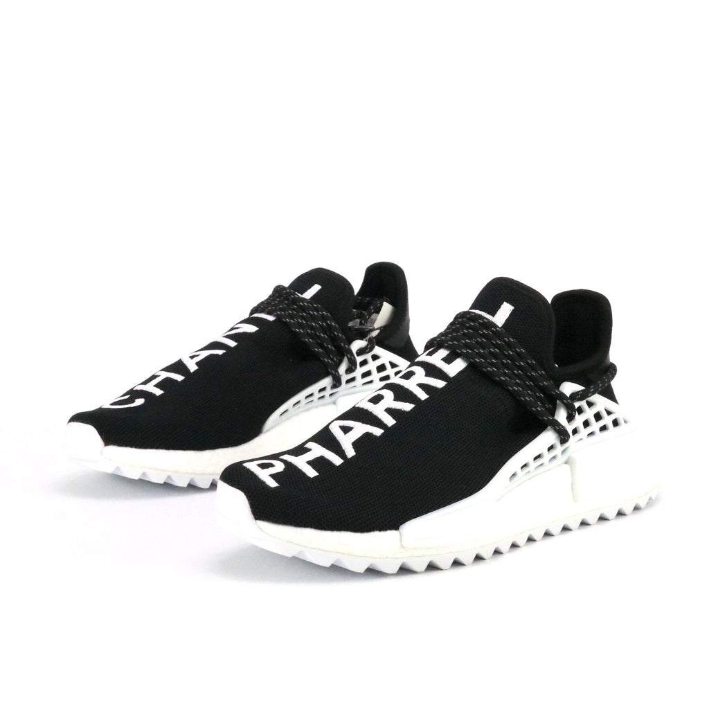 hot sale online 6a236 b8d00 Pharrell x NMD Human Race Chanel Black White