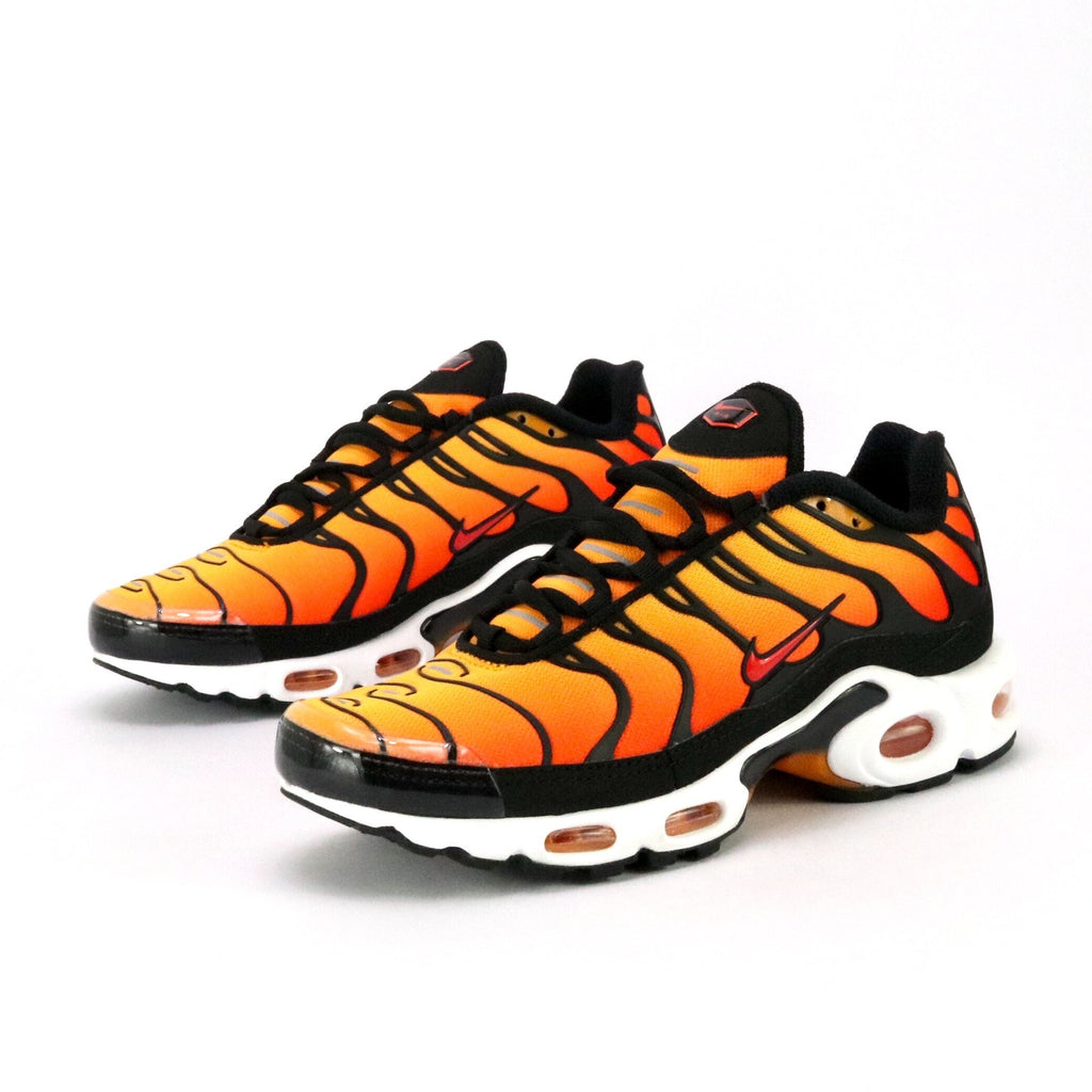 reputable site 97e55 b194a Air Max Plus OG Tiger Black Pimento Bright Ceramic