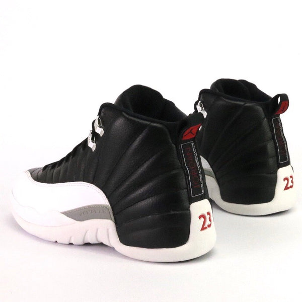 "Air Jordan 12 Retro ""Play Off"" Black Varsity Red White"