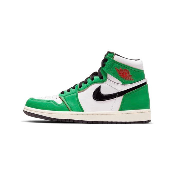 Womens Air Jordan 1 Retro High Lucky Green