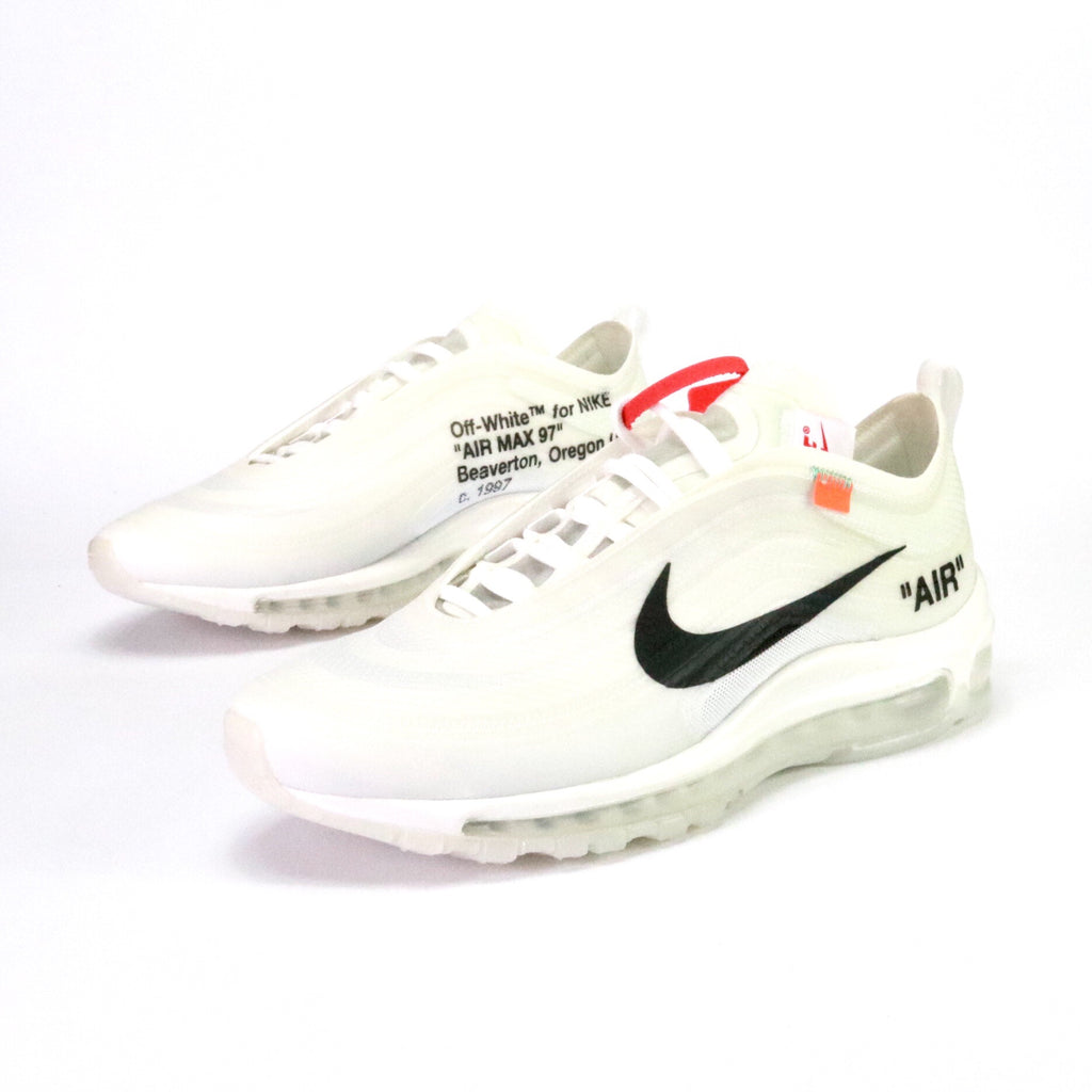 d85485119c OFF-WHITE x Nike Air Max 97 OG White Cone Ice Blue – Sole Mate Sneaker  Boutique