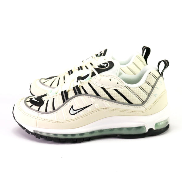 3c7a18ca3bf7 Women s Air Max 98 Sail Igloo Fossil Reflective Silver – Sole Mate ...