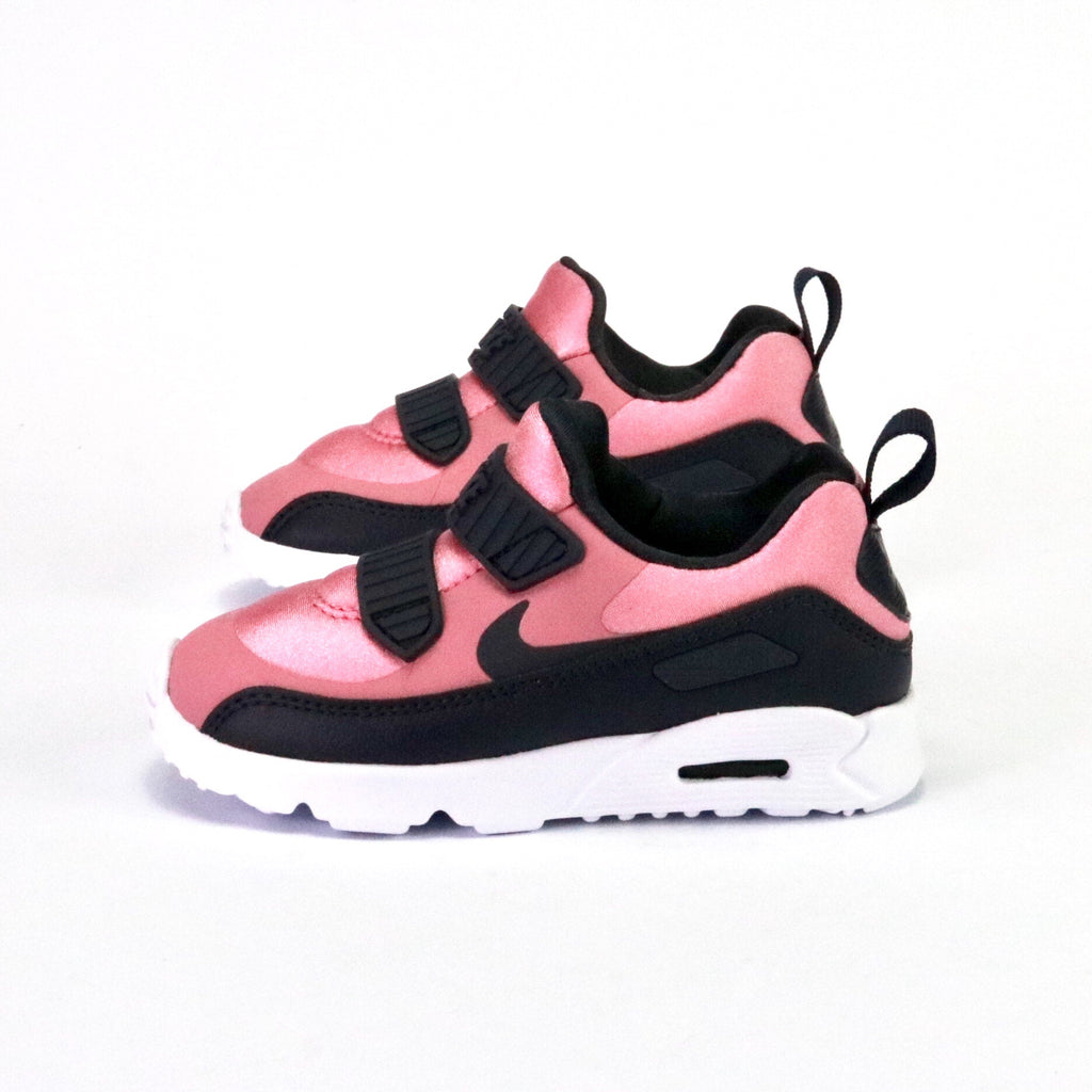 87a204b9aee6 Toddler Air Max Tiny 90 Elemental Pink Gridiron White – Sole Mate Sneaker  Boutique