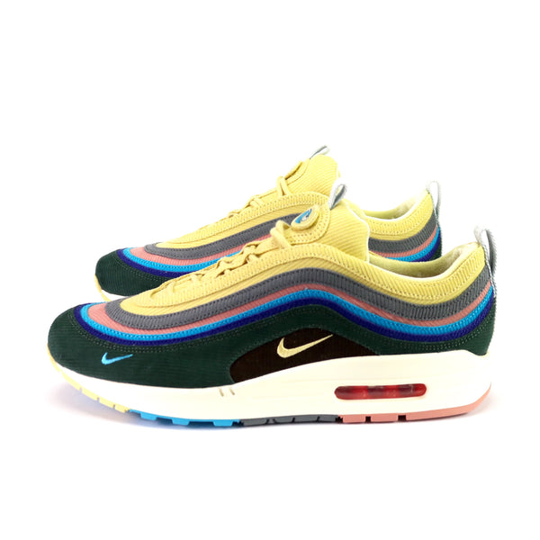Air Max 1/97 VF Sean Wotherspoon Light Blue Fury Lemon Wash