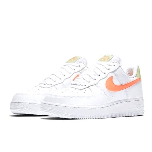 Women's Air Force 1 White Atomic Pink Fossil White
