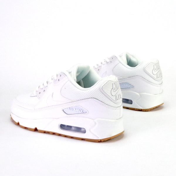 Women's Air Max 90 White White Gum Light Brown