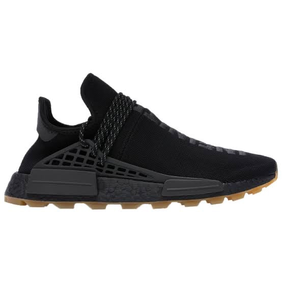 "PHARELL x NMD ""Human Race"" Black Gum by adidas"