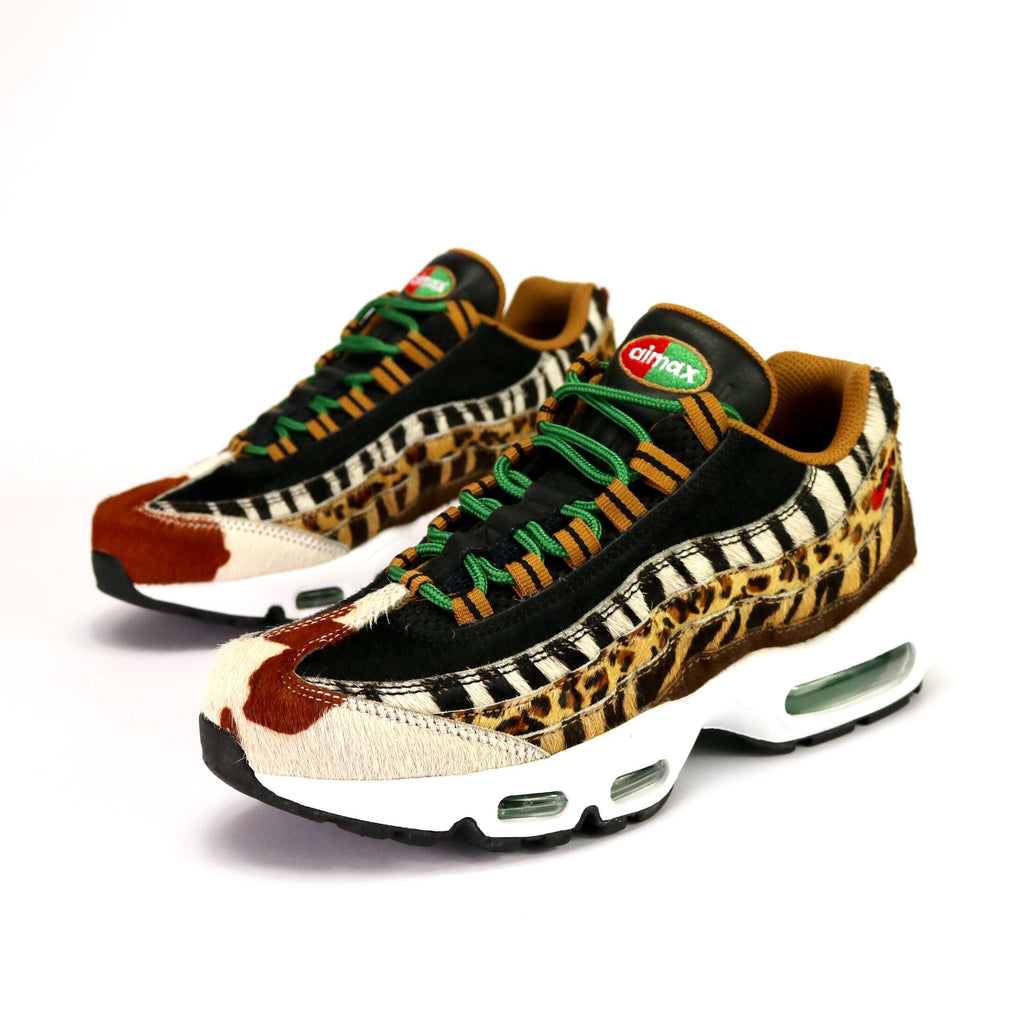 Air Max 95 'Atmos Animal Pack 2.0' Pony Sport Red Black